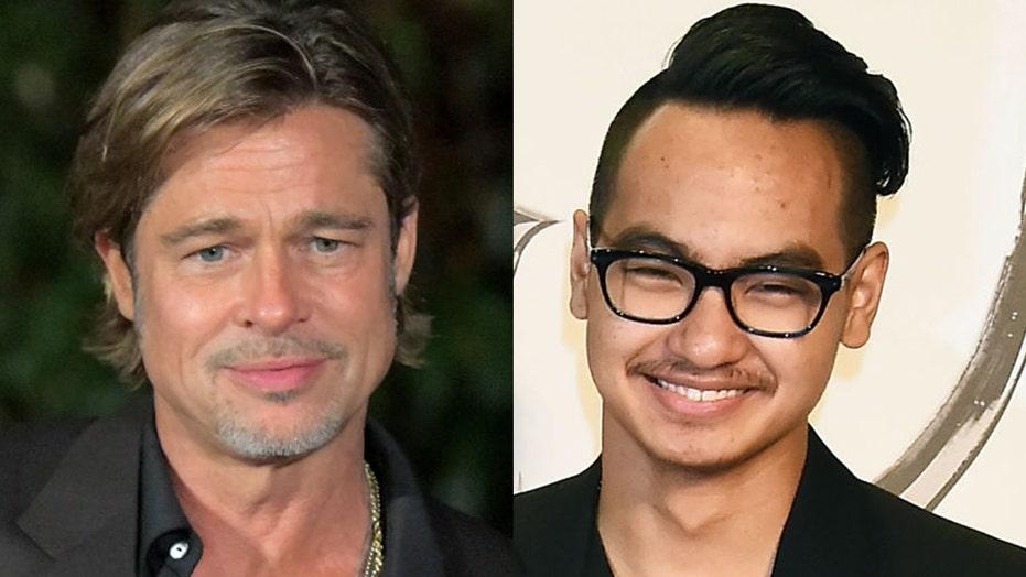 Angelina Jolie talks Brad Pitt breakup, kids