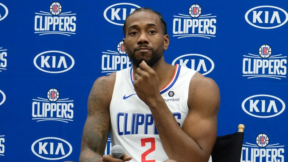 Resultado de imagen para Kawhi Leonard, Los Angeles Clippers