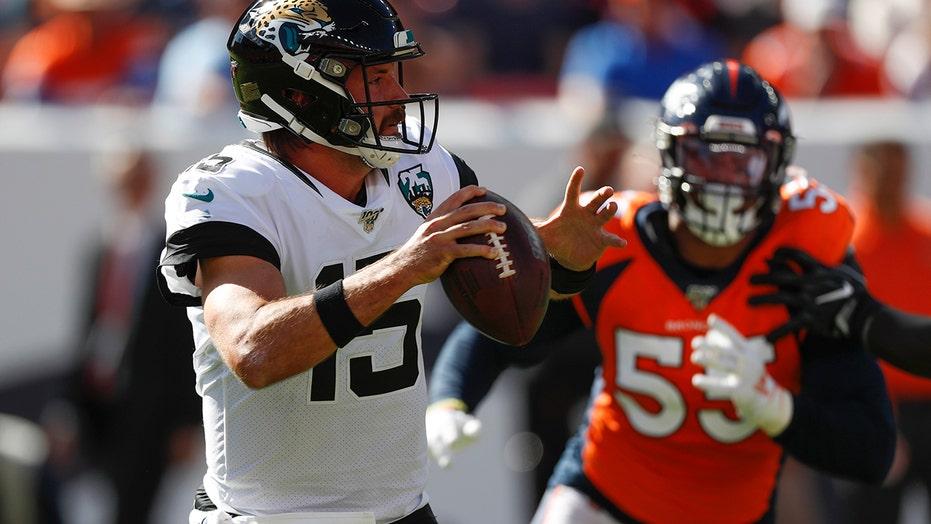 Bradley Chubb, Garrett Bolles scrap at Broncos camp