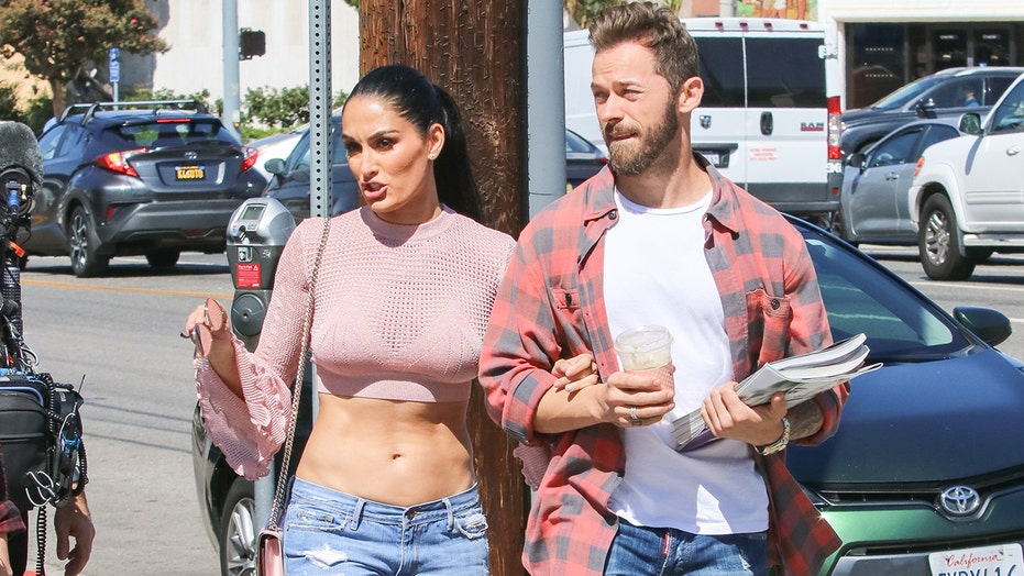 WWE News: How Nikki Bella & Artem Chigvintsev Started Their Relationship 1