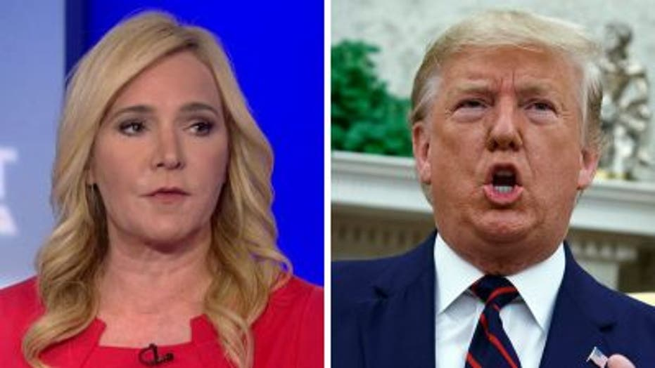 AB Stoddard reacts to Trump's comments about Ukraine, China