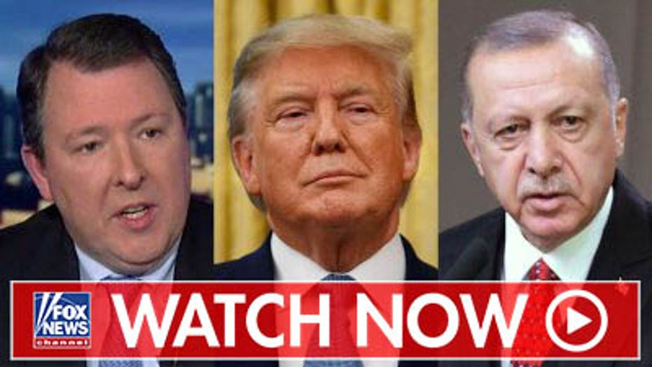 Marc Thiessen on Trump's Syria pullout