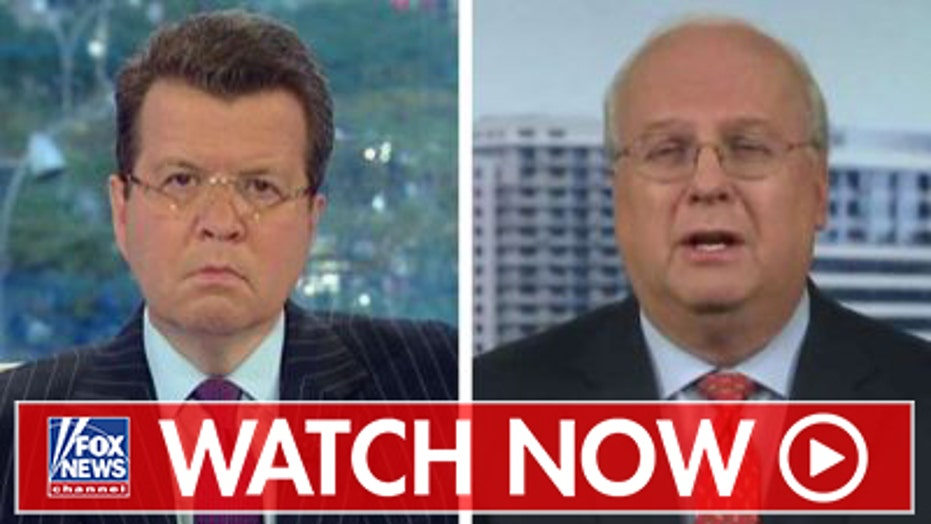 Karl Rove reacts to impeachment inquiry
