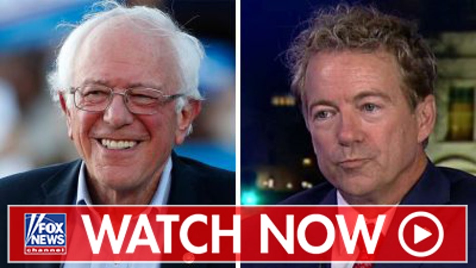 Rand Paul blasts socialism, claims young proponents of it have forgotten their history