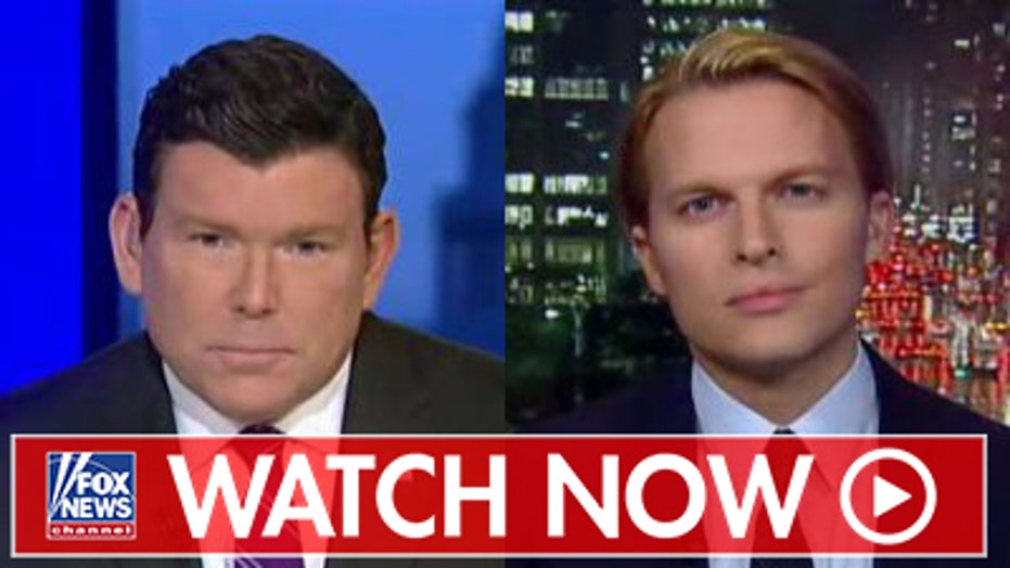 Ronan Farrow claims Hillary Clinton staff tried to withdraw her from interview over Weinstein investigative reporting