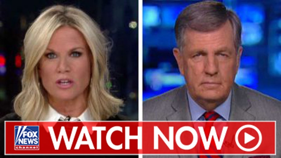 Brit Hume makes remarks on Trump impeachment inquiry