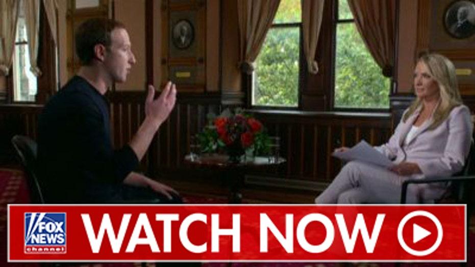 Dana Perino previews her exclusive interview with Mark Zuckerberg