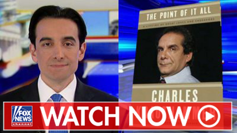 Daniel Krauthammer talks about his father, new paperback edition of book