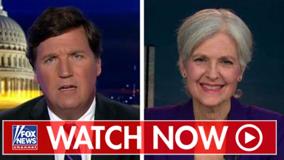 Jill Stein: The Cold War is used to stifle dissent, differing opinions in Democratic Party