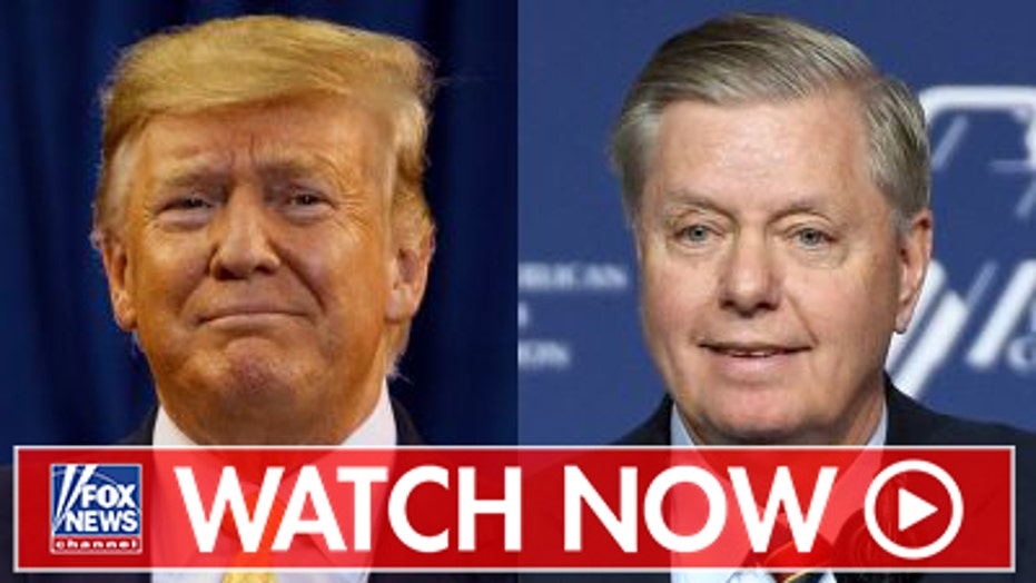 Sen. Lindsey Graham: Give Donald Trump the same rights as Richard Nixon and Bill Clinton