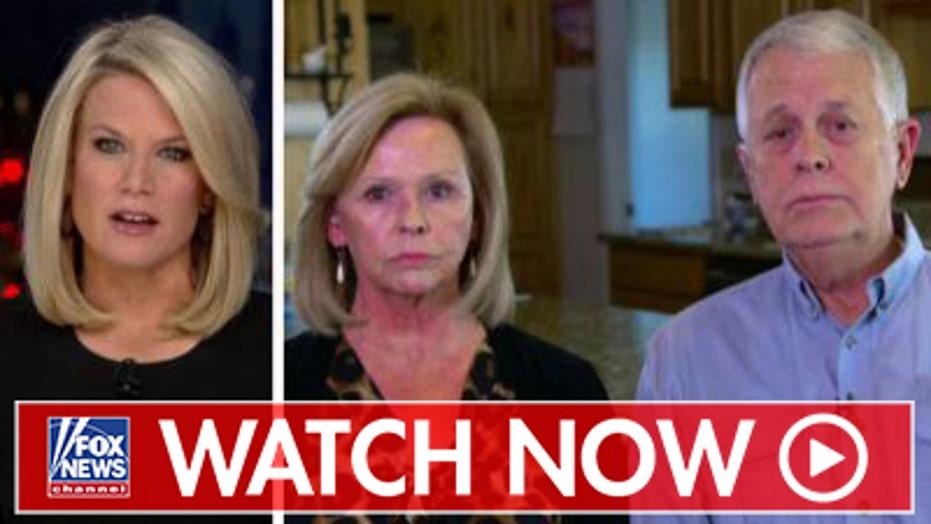Kayla Mueller's parents react to al-Baghdadi's death