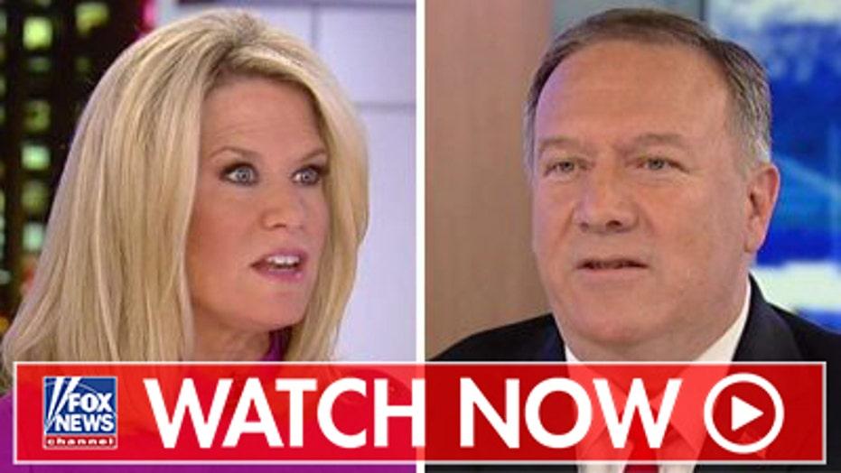 Mike Pompeo reacts to Washington Post headline on Baghdadi raid