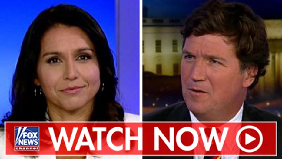 Tulsi Gabbard calls for US government to reveal findings of Saudi Arabia report