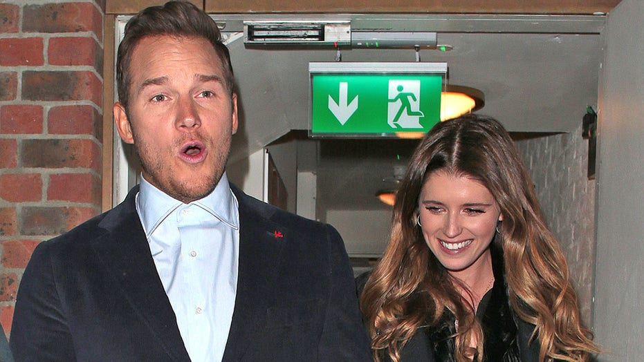 Katherine Schwarzenegger explains why it was 'nerve-wracking' introducing her dog to husband Chris Pratt