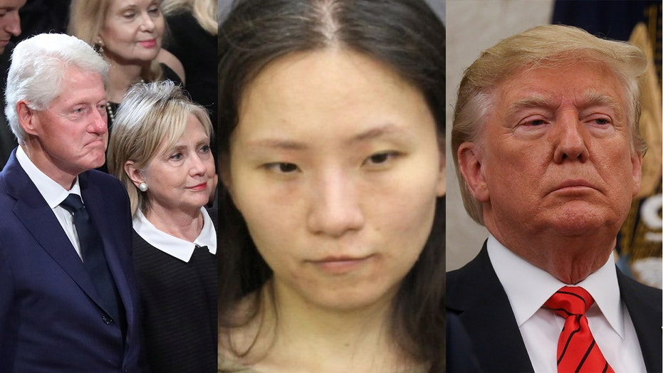 Chinese woman caught at Mar-a-Lago with malware was apparently asked to target Clintons: docs