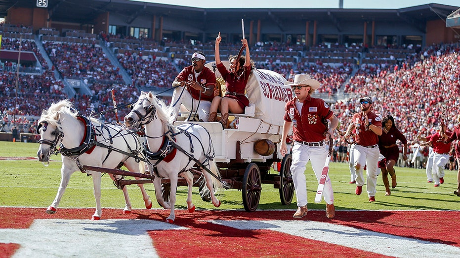 Oklahoma, Texas appear to take first step in Big 12 departure