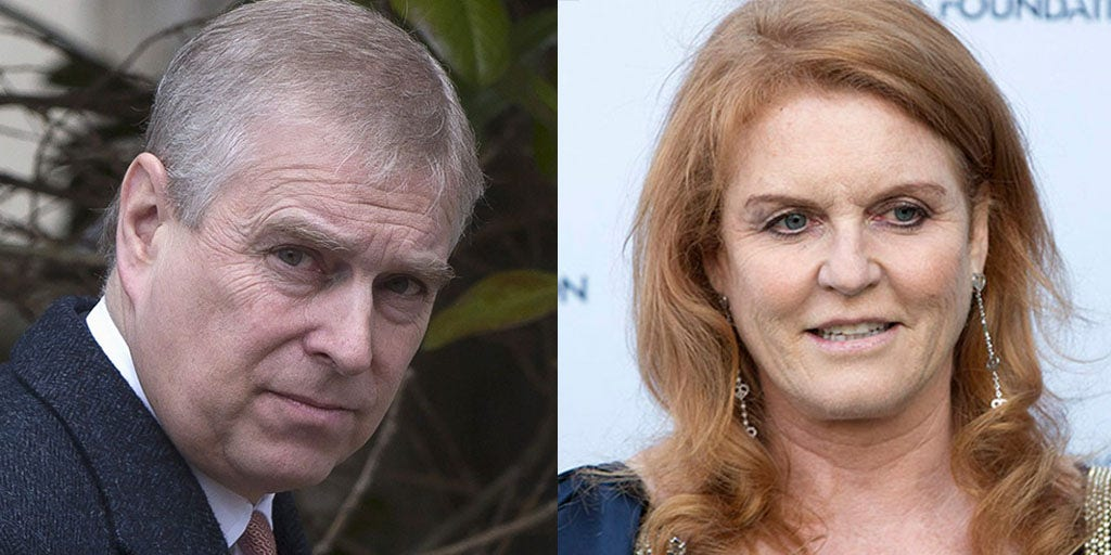 Sarah Ferguson Reflects On Prince Andrew S Friendship With Jeffrey