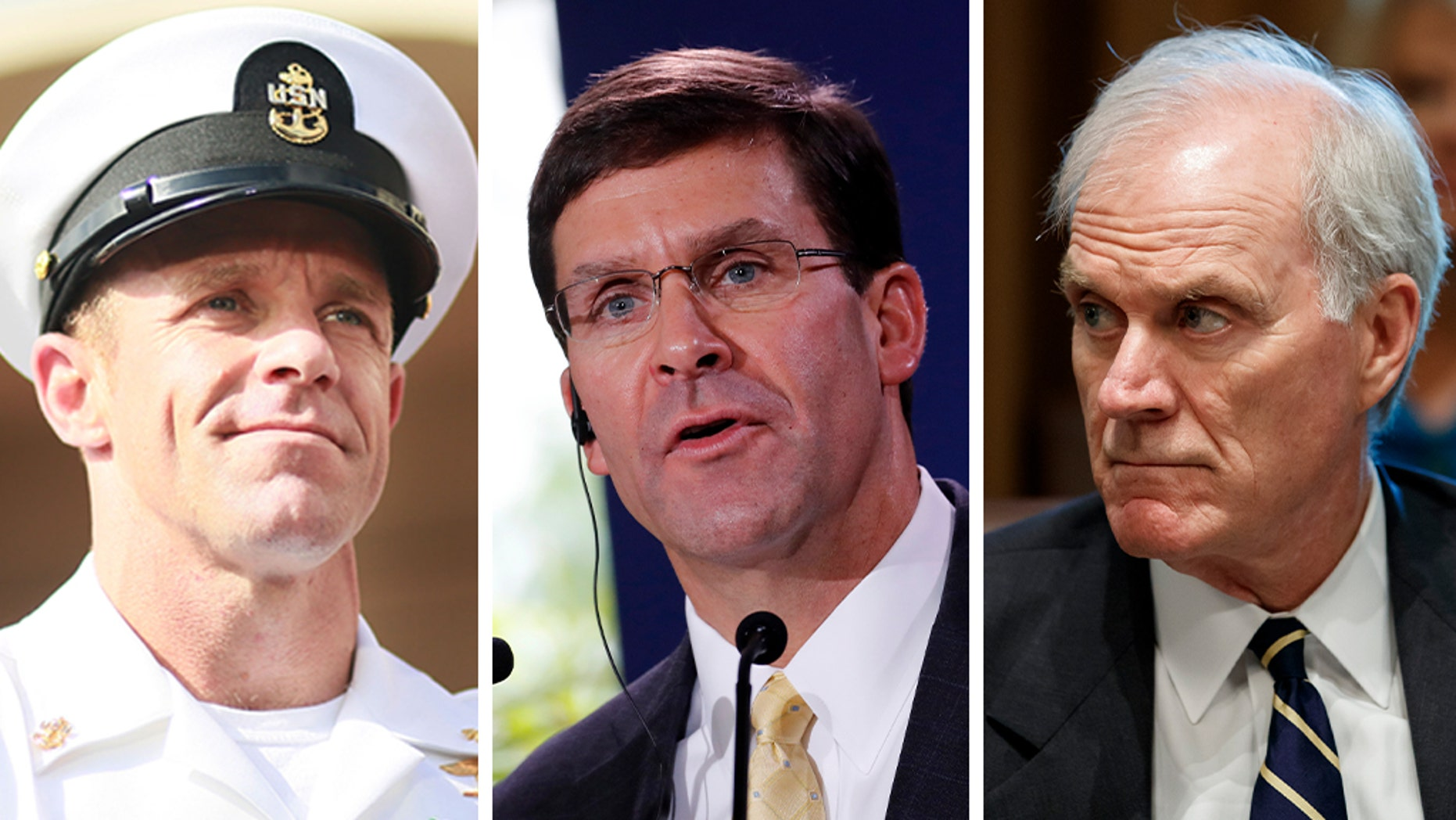 Navy secretary fired over handling of Eddie Gallagher case