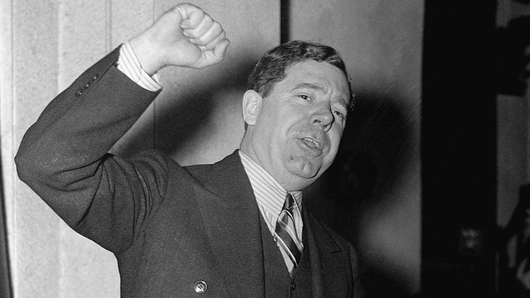 Senator Huey Long