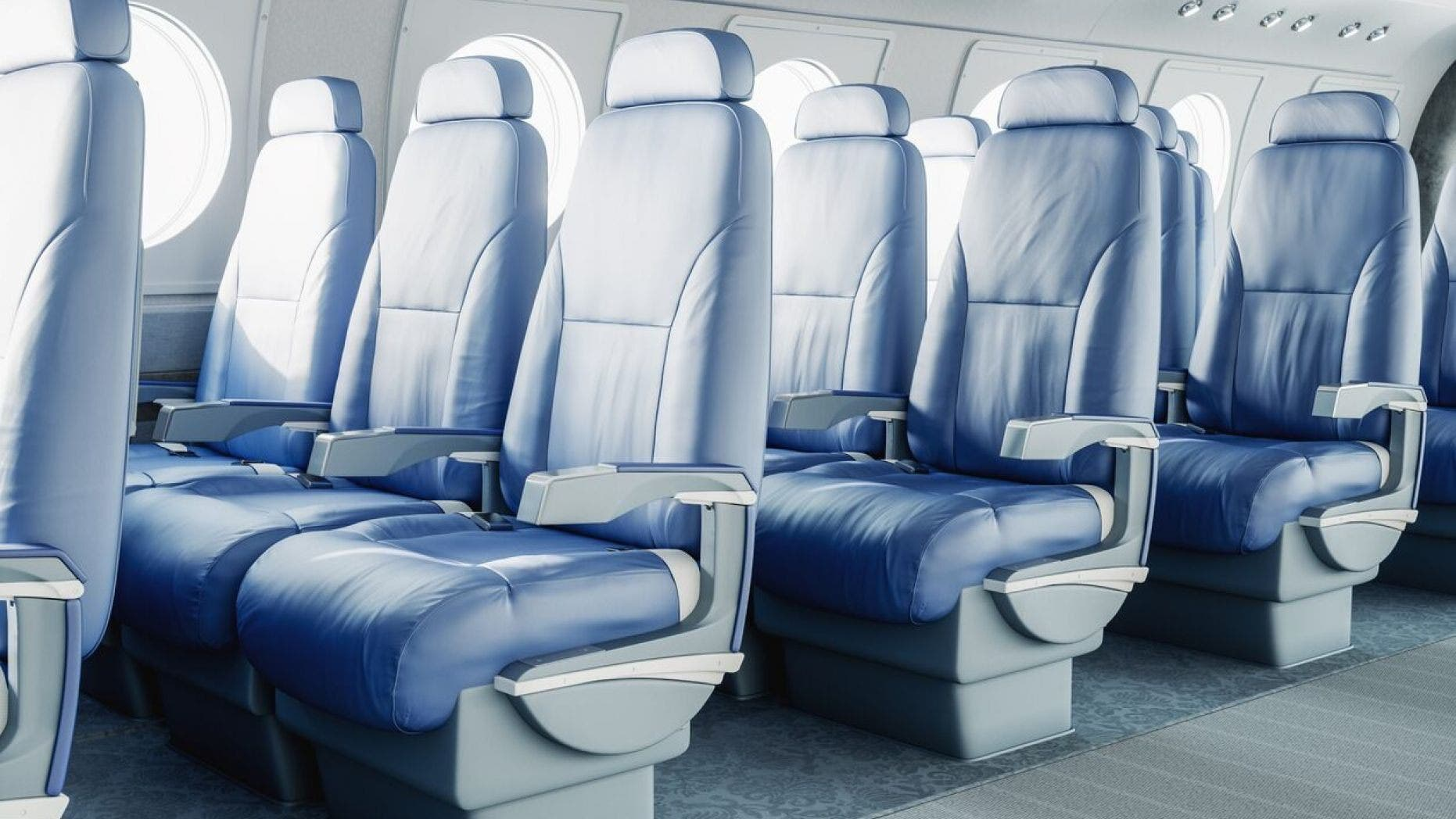 Amid coronavirus, flu outbreaks, here's how to disinfect plane seats