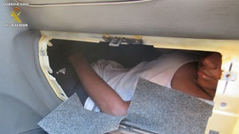 African teens found hiding behind dashboard, under car seats attempting to enter Spanish enclave
