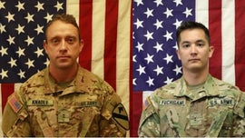 Pentagon identifies 2 soldiers killed in chopper crash in Afghanistan