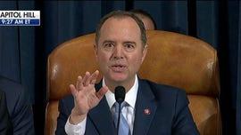 Adam Schiff to Trump in impeachment hearing: 'Stop obstructing'