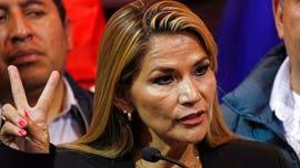 Bolivia opposition leader declares herself president after Evo Morales' resignation