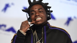 Rapper Kodak Black sentenced to more than 3 years in weapons case