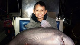 NM boy catches 42-pound catfish