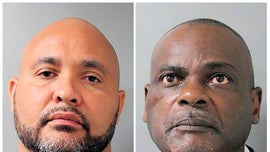 Two former Houston police officers arrested over a deadly drug raid