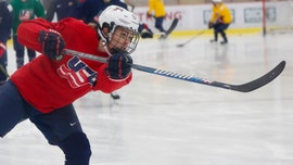 USA Hockey snub leads Alex Carpenter on Chinese adventure
