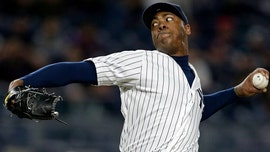 Yankees' Aroldis Chapman tests positive for coronavirus, manager says