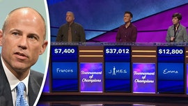 'Jeopardy!' champs, including James Holzhauer, couldn't identify Michael Avenatti in clue
