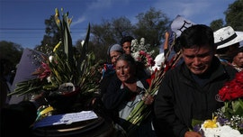 Bolivia's political crisis sparks dangerous clashes, 8 killed
