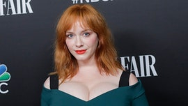 Christina Hendricks steps out for first red carpet appearance since announcing split from husband