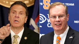 Cuomo slams Syracuse head, says none of his actions 'instills confidence' after white supremacist manifesto incident on campus