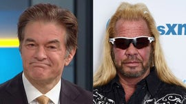 Dr. Oz: Dog the Bounty Hunter was 'running from the truth' about his health after wife's passing