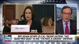 Chris Wallace: Latest impeachment hearing 'was the Fiona Hill show'