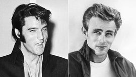 James Dean movie directors originally wanted Elvis Presley in CGI casting