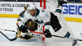 San Jose Sharks' Evander Kane trolled over casino troubles vs. Vegas Golden Knights