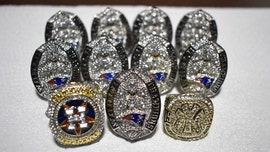 CBP seizes 11 counterfeit Super Bowl, World Series rings