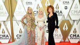 CMA Awards kick off with star-packed all-female performance, cracks about Dolly Parton's assets