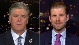 Eric Trump says Dems 'detest' President Trump 'because he's getting results they could never get'