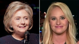 Tomi Lahren slams Hillary Clinton for decrying backlash against women: 'Talk about the pot calling the kettle black'