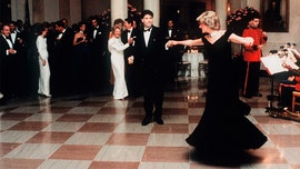Princess Diana's 'Travolta dress' sells for $290G after auction flop
