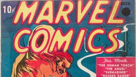 First Marvel Comics issue sells for $1.26M in Texas auction