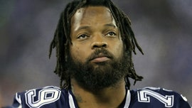 Dallas Cowboys' Michael Bennett says he's standing for national anthem at teammates' request