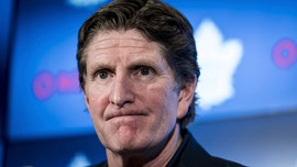 Toronto Maple Leafs fire Mike Babcock after slow start to season