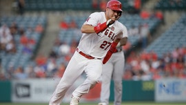 Angels' Trout overcomes injury, tragedy to win 3rd AL MVP